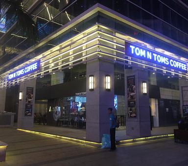 Tom N Toms Coffee – Times City