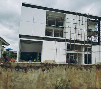 Office Building at Mandalay