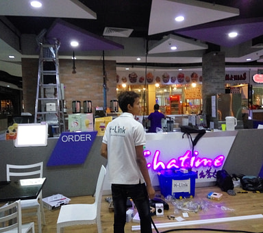 Chatime (Ga Mone Pwint Shopping Centre)