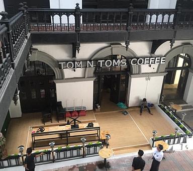 Tom N Toms Coffee – The Secretariat