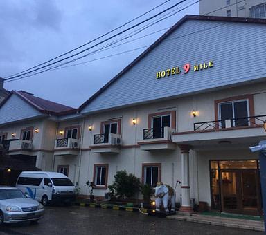 Hotel 9 Miles