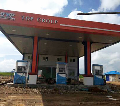 Top Group Petrol Station